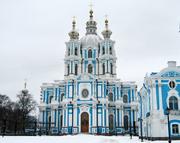 Специалисты Caparol приняли участие в реставрации Смольного собора